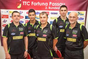 Showdown in der 2. Bundesliga: Der TTC Fortuna zu Gast in Ober-Erlenbach